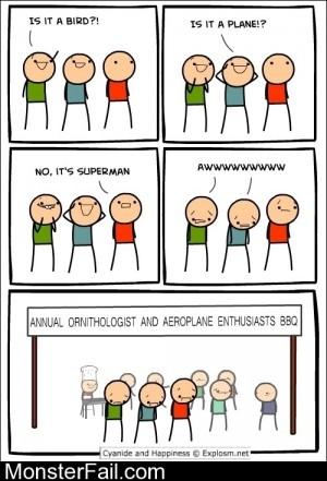 And Aeroplane BBQ