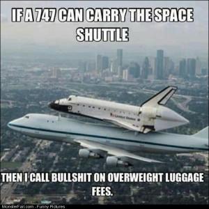 Pics Luggage Fees