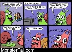 Snail Problems