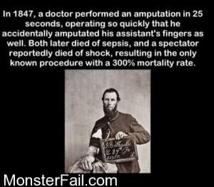 300 Percent Mortality Rate