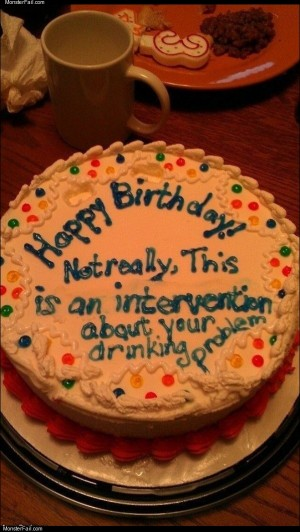 Happy birthday almost