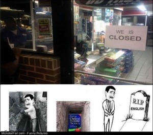 Pics We Is Closed