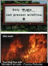 Fail Josh