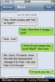 Fail Puppy