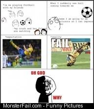 Football fail
