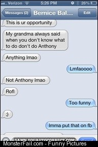 Fail Anthony