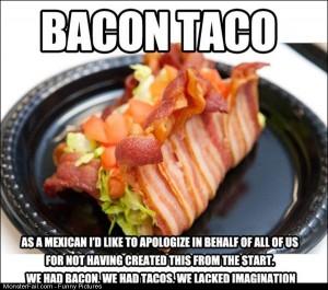 Pics Bacon Taco