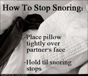Pics To Stop Snoring