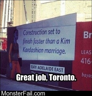 Great Job Toronto