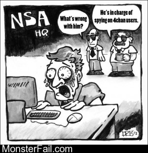 Meanwhile At The NSA