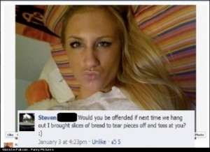 Best Duckface Response Ever