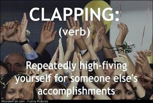 Pics Clapping
