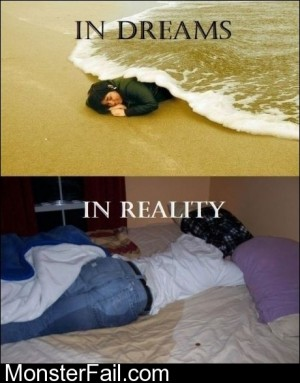 Dreams Vs Reality