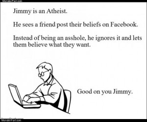 Good for you jimmy