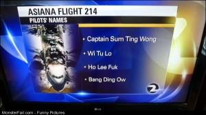 Pics Asiana Flight 214