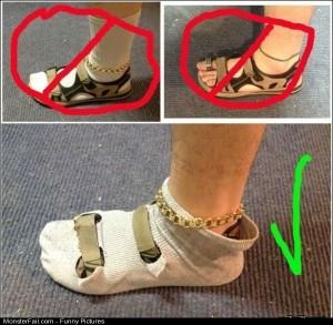Pics Proper Socks With