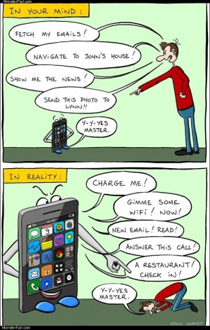 Reality of phones