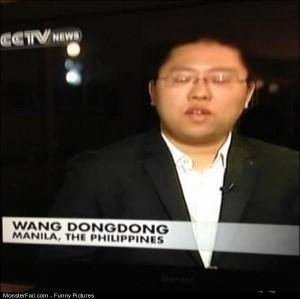 Pics Wang Dongdong