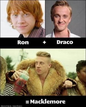Ron  Draco