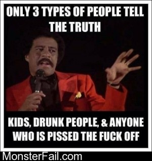 Only 3 Types Of People Tell The Truth