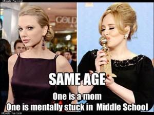 Same age