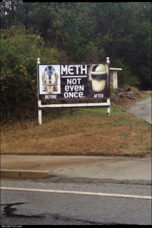 Dont do meth