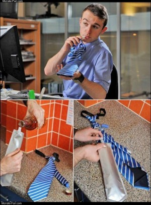 The perfect tie