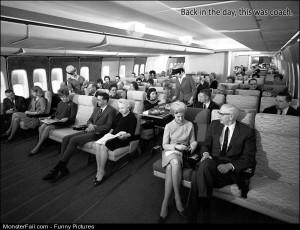 Pics Coach Airplane