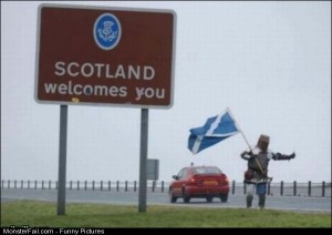 Pics Welcome To Scotland