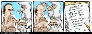 Pics And God Creates Man