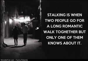 Pics Stalking