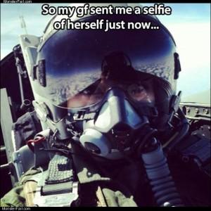 A selfie