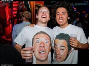 Selfy shirts