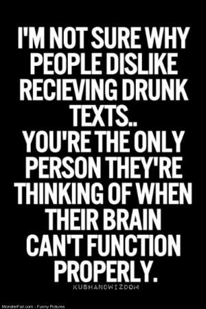 Pics Drunk Texts