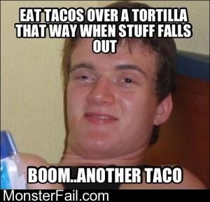 Infinite Tacos
