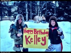 Happy birthday kelley