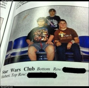 The star wars club