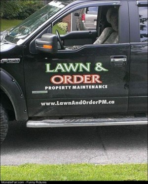 Pics Lawn And Order