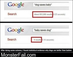 Why Dogs Are Better Than Babies