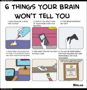 Your brain wont tell you