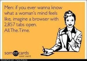 Pics Womans Mind