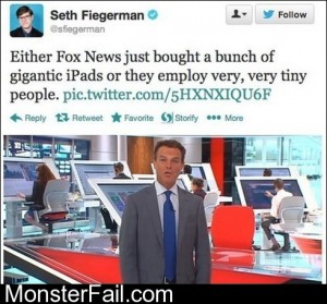 Fox News FAIL