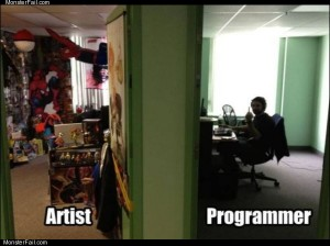 Artist vs
