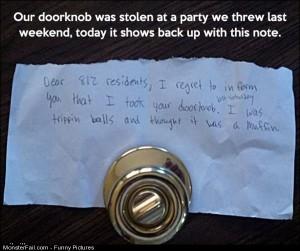 Pics Doorknob