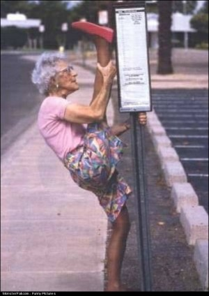 Grandma WIN She Is Doing It Like A Boss