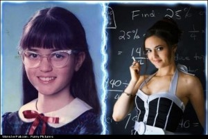 Puberty She is doing It RIGHT