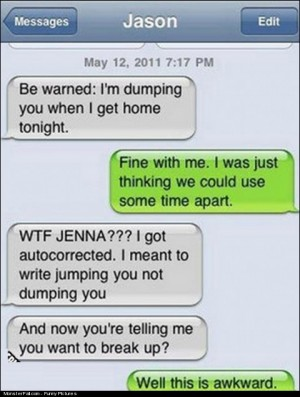 Boyfriend Text FAIL
