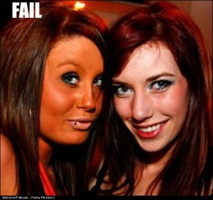 Monster Tan FAIL