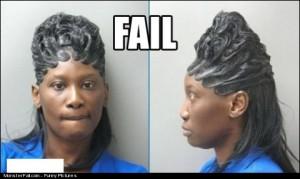 Hairstyle FAIL