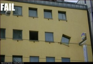 Window FAIL